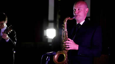 jazz for weddings shropshire